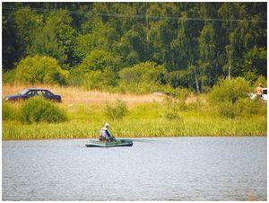 Если рыбачишь с лодки…