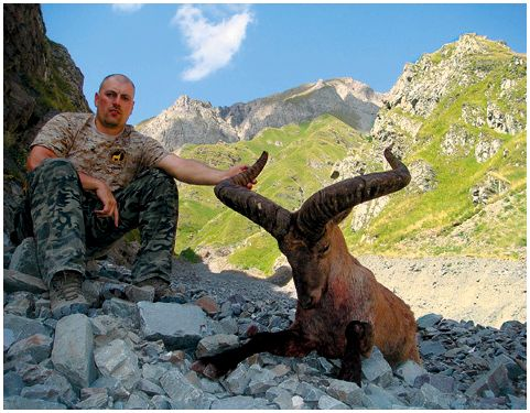 Конкистадоры вгорах Кавказа