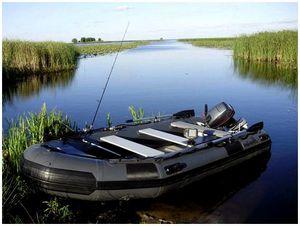 Критерии выбора надувной лодки и мотора