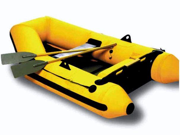 Лодка, которая всегда с тобой