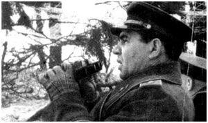 Охота с маршалом Чуйковым