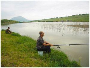 Рыбалка на минводах