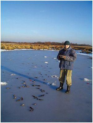 Самый первый лёд