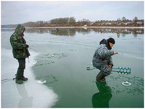 Свойства льда и безопасность