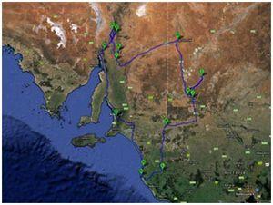В Австралию на квадроциках -  первая межконтинентальная экспедиция на технике и под флагом CFMOTO!