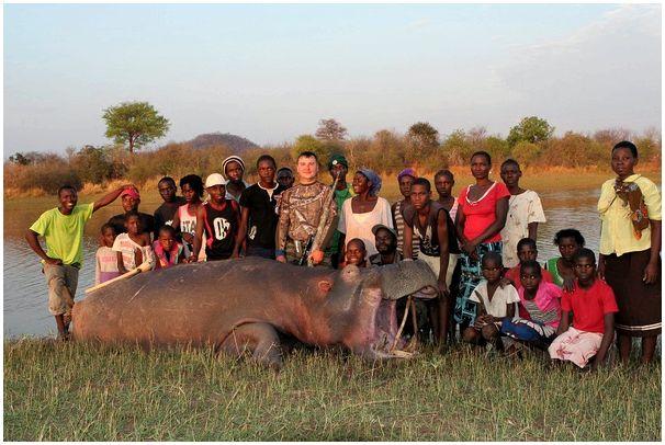 В Зимбабве в октябре