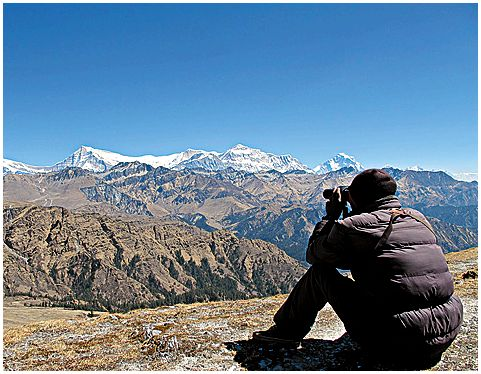 Волнующие объятия Непала, или Горная охота вДхорпатане