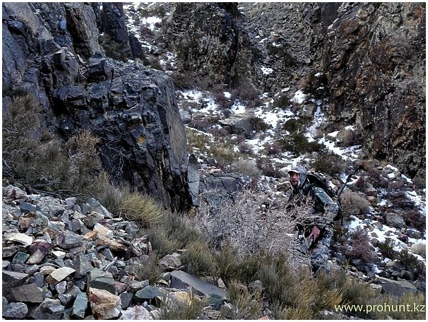 Закрытие сезона горных охот 2014