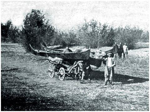 Краткое описание рыболовств Уральского казачьего войска