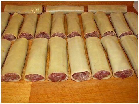 Макароны 8-го калибра, заряженные лосятиной
