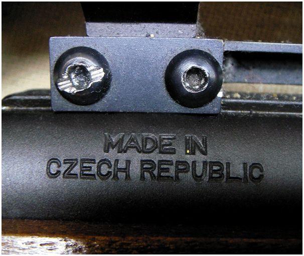 «Мелкий калибр» по-чешски