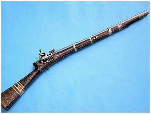 Об антикварном оружии и поправках в закон