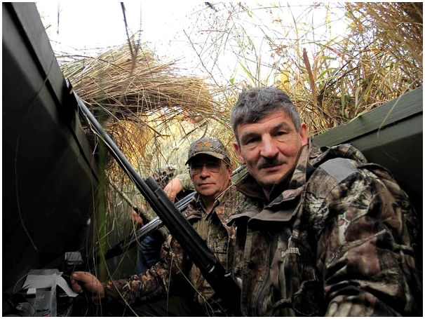 Охотничьи приключения Россиян в Луизиане