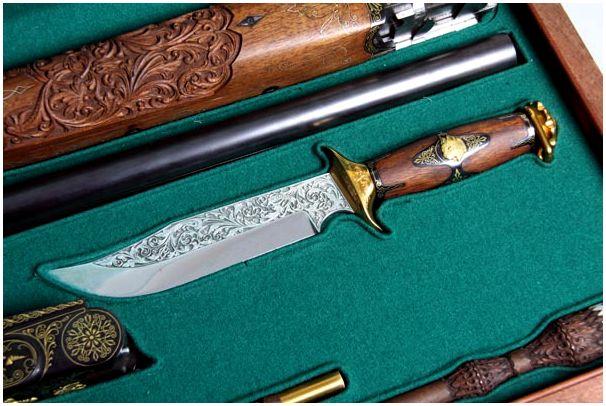 Охотничий нож, мысли вслух