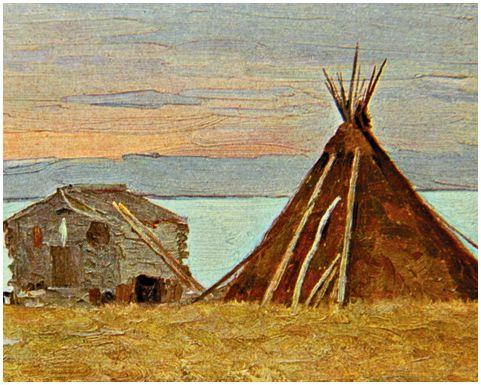 Промыслы народов Севера