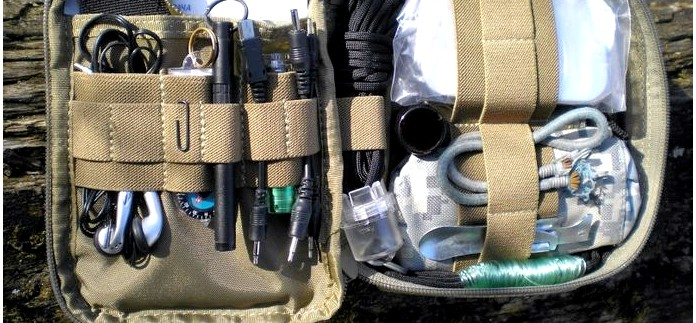 Ремонтный набор для похода, ремнабор для обеспечения возможности мелкого ремонта и обслуживания личного и группового снаряжения в полевых условиях.