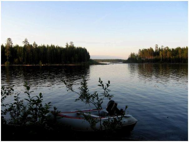 Сегозеро в августе