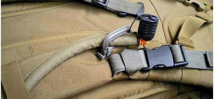 Тактический рюкзак RUSH 72 Backpack от 5.11, описание, обзор, доработки, использование и недостатки рюкзака.