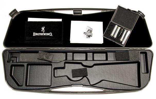 Browning B725— правнук «легенды»