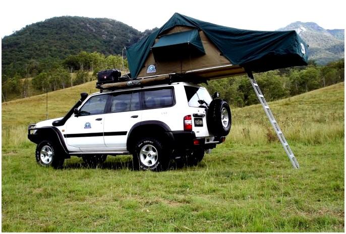 Самостоятельная крыша-палатка: как сделать идеальное отступление для отдыха