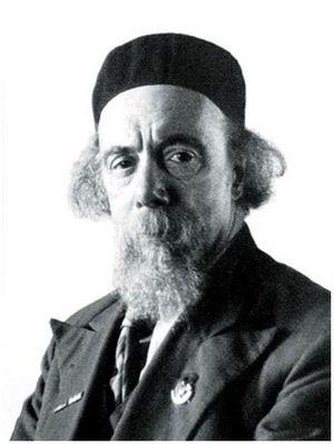 Основатель Дарвиновского музея Александр Федорович Котс