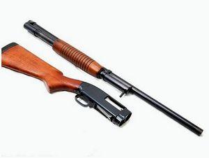 Помповое ружье в России