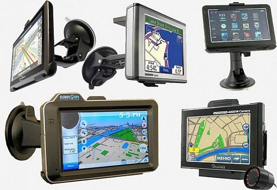 Функциональные особенности автомобильных GPS-навигаторов, альтернативное счисление координат, портативные GPS-навигаторы в автомобиле.
