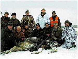 Три декабрьские охоты