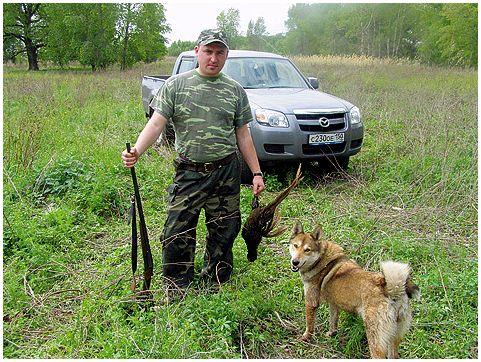 Частные охотпользователи и местные охотники