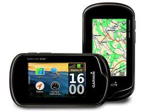 Компания Garmin выпускает защищенный портативный GPS/GLONASS навигатор Oregon 600