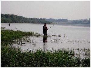 Особенности рыбалки взабродку