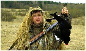 Размышления  об охотничьей одежде