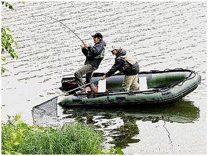Ремонт лодки ПВХ очень прост: как на рынке Форекс, действуйте быстро и грамотно