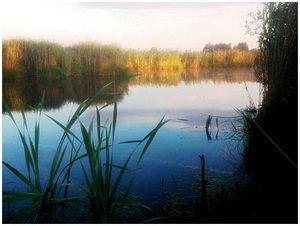 С удочкой на малых озёрах