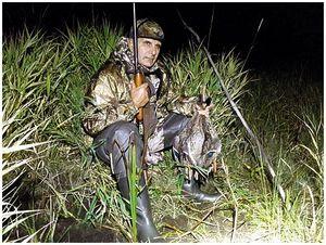Сентябрь в Уломе, или время настоящих охот
