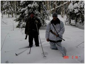 Способы согревания замерзшего человека в полевых условиях