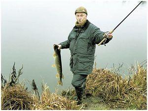 Столичные рыболовы