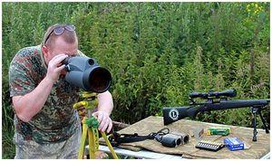 Тест нарезных патронов РМР 243 WIN