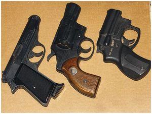 Виновато ли оружие?