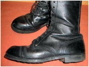 Выбор обуви для похода
