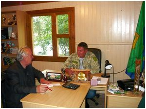 Астраханское областное  общество охотников:  с надеждой на будущее