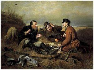 Из рассказов  вохомских охотников