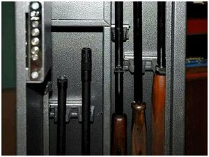 Как правильно хранить оружие?