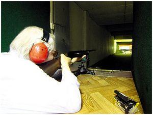 Методика пристрелки пулями