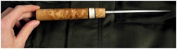 Нож от Сахи