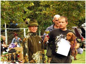 Охотничий фестиваль собак норных пород в Тимашевске