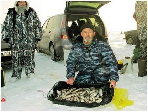 Секреты местных рыболовов