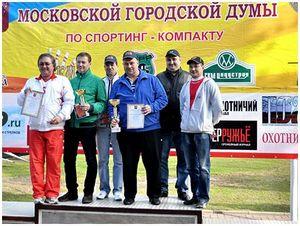 Соревнования по спортинг-компакту «Кубок Московской городской думы»