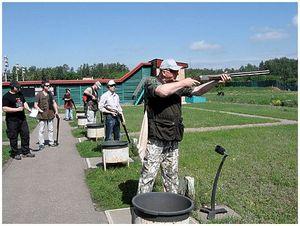 Спортивная стрельба из охотничьего ружья