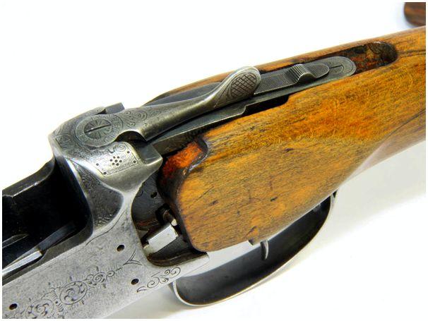 Старое ружьё: восстановление